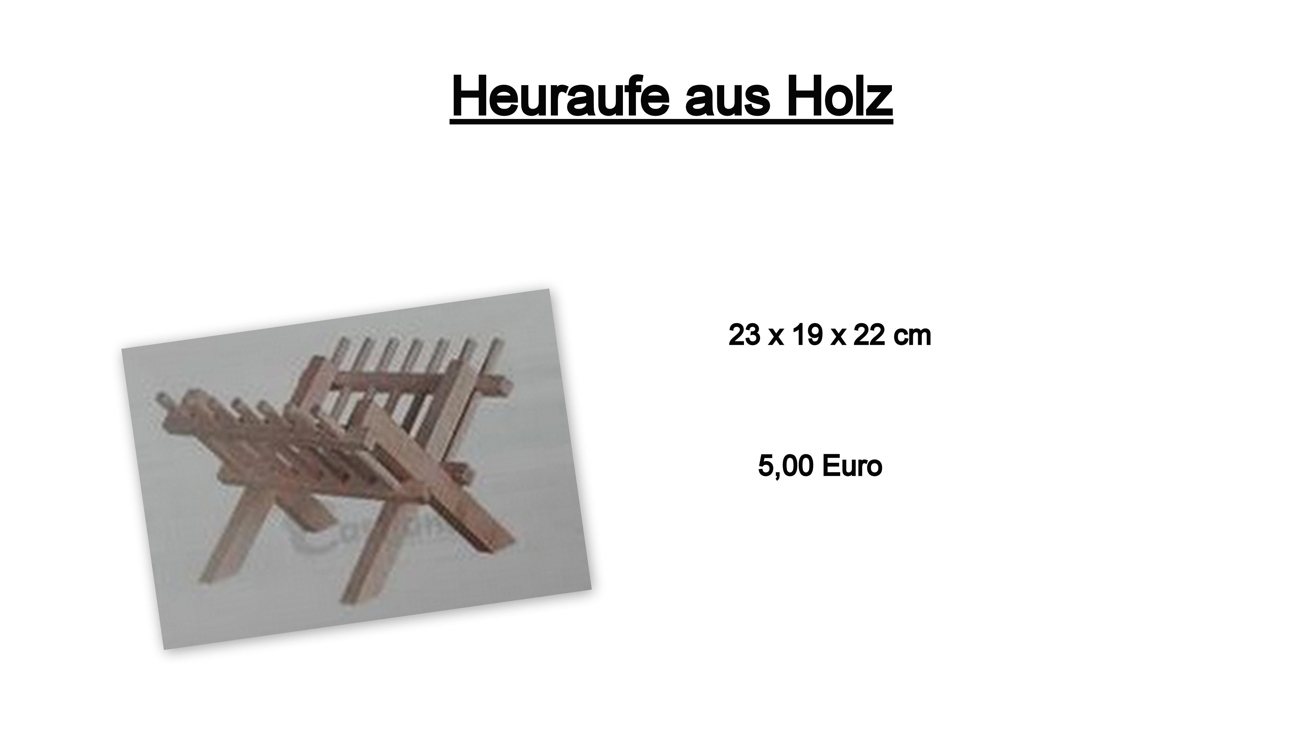 Heuraufe
